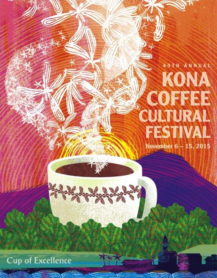 2015KonaCoffeeFestical