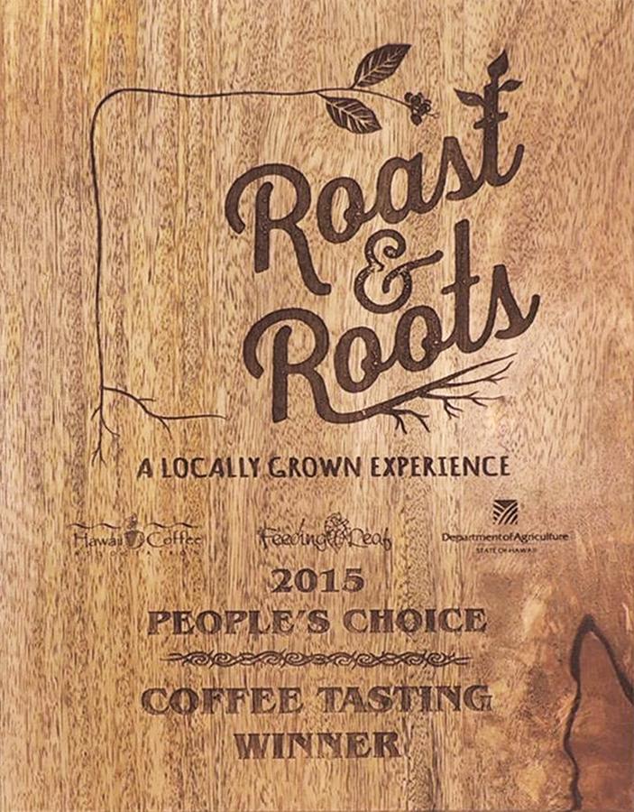 RoastRootAward